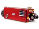 Повітронагрівач    Модель CB-2500      Повна теплова потужність 73 кВт (0,06278 Гкал / год) Максимальна витрата палива 6.4 л / год    Вага 156 кг