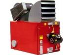 Повітронагрівач    Модель CB-5000      Повна теплова потужність 146 кВт (0,12556 Гкал / год)    Максимальна витрата палива 13.6 л / год    Вага 495 кг