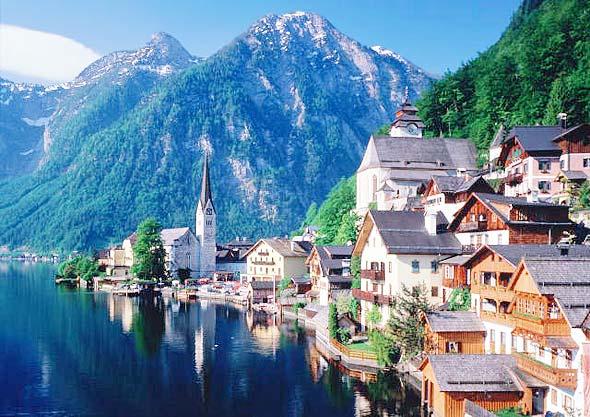 Поїздка у Європу з Чернівців: Новий Рік 2011 у Австрії та Угорщині