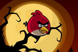 ��������� �� ���� Angry Birds �������� � ����������� �����