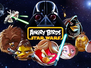 ����� ���������� ���� - �ngry Birds Star Wars