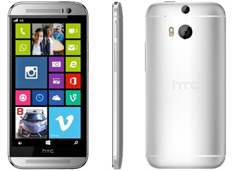 HTC One M8 for Windows �������� ����� � ��� ����