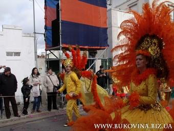 Португальские карнавалы: Лоуреш 2013. Фоторепортаж
