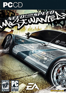����� ������ � ���� Need for Speed: Most Wanted.
