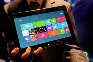 Windows RT - ����������� ��� �������� ASUS Tablet 600