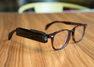 Blincam - портативная камера для очков (видео)