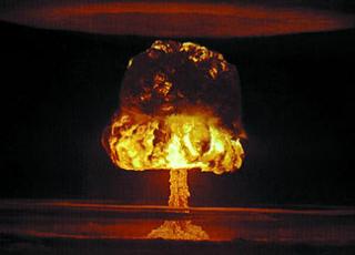 Опубликовано видео с мощнейшими ядерными взрывами