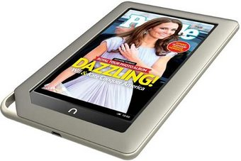 ������� �������� Nook Tablet ��������� 249 $