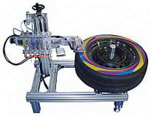 Color Tire Printer - принтер для печати на покрышках