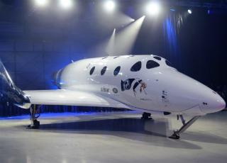 SpaceShipTwo - ������� ��� ������������� ������� � ������ (�����)