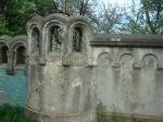Элемент<br />             стены ограды