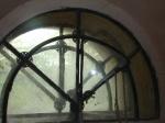 Форточки в<br />             окнах колокольни